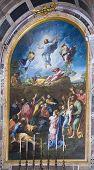 Transfiguration, Rafael.vatican.italy