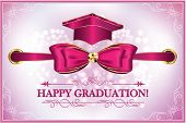 Graduation greeting card - Happy Graduation!