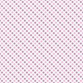 Light And Dark Pink Small Polka Dot Pattern Repeat Background