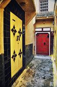 Fez Medina streets, Morocco