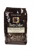 HAYWARD, CA - July 17, 2014: 32 oz bag of Pete's Coffee Major Dicason's Blend deep roast coffee beans