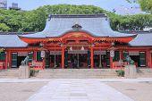 Ikuta Shrine Kobe Japan