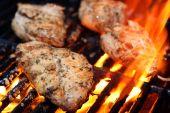 Chicken Grilling