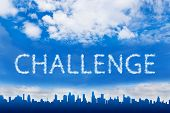 Challenge Text On Cloud
