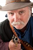 Mean Looking Cowboy
