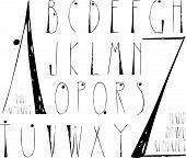 Thin Alphabet