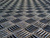 steel floor checkerplate