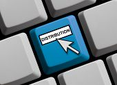 Computer Keyboard: Distribution