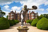 Burton Agnes Hall Is An Elizabethan Manor House