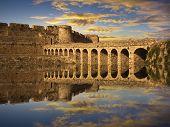 The Methoni Venetian Fortress, Greece
