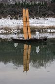 Traditional Korean Boat