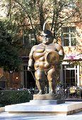 Sculpture Roman Warrior