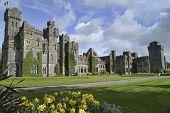 Famous Ashford Castle, County Mayo, Ireland.