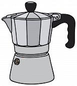 Classic espresso maker