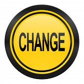 change icon, yellow logo,