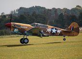 Curtiss P-40F Warhawk