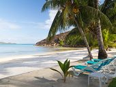 Sea And Beach Lounger