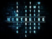 pic of mentoring  - Education concept - JPG