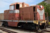 Derelict Train