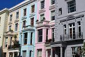 Notting Hill houses