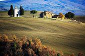 Vitaleta Chapel, Siena, Orcia