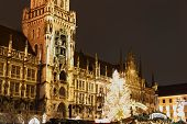 Christmas market Munich
