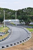 Go Kart Racecourse