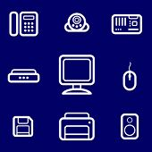 icons computer devices