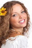 Sorriso de mulher