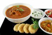Indian Vindaloo Beef Curry