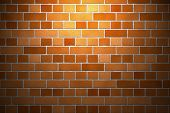 Spotlite Brick Wall