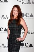 LOS ANGELES - JAN 30:  Melissa Archer arrives at Pomellato Boutique Opening at Pomellato Boutique on