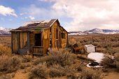 Desert Abandoned Home