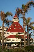 Hotel Del Coronado Dome At Sunset