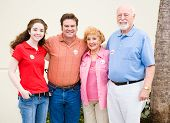 Family That Votes Together