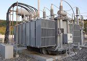 Power Plant Transformer
