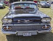 1955 Chevy Impala Black