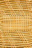 The woven bamboo.1
