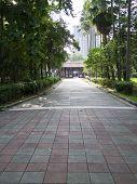 Tile Walk Path