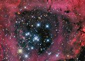 Nebulosa da roseta Ngc2244