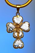 Pendant Of A Crucifix