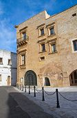 Marquis Palace. Galatone. Puglia. Italy.