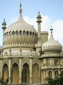 Brighton Royal Pavilion Sussex Uk