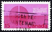 Postage stamp Canada 1970 A Divided World