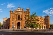Las Ventas Bullring, Madrid