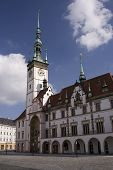 Town Hall In Olomouc