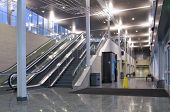 Transit Center Lobby And Corridor