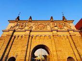 Uplands Gate, Gdansk, Poland
