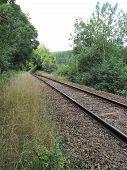 Railway Track Landscape