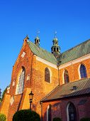 Cathedral In Oliwa, Gdansk